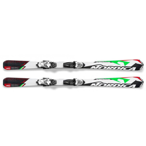 NORDICA Ski TEAM J + FASTTRACK Bindung