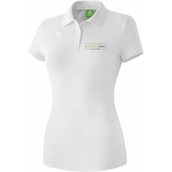 PAGE ONE POLO SCANNERBOX DAMEN