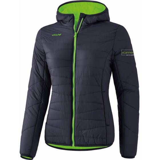 PAGE ONE STEPPJACKE SCANNERBOX DAMEN