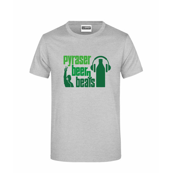 PYRASER BEER`N BEATS T-SHIRT